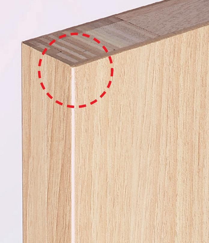 Soft Edge的圓角設計