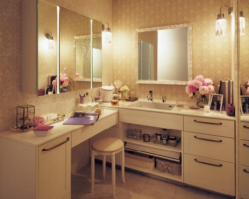 Salon à la Maison 日式洗面台